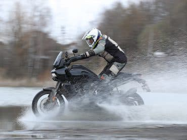 Eerste rij-indruk 2021 Harley-Davidson Pan America