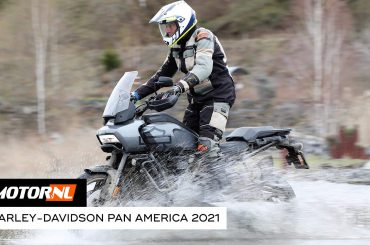 2021 Harley-Davidson Pan America 1250 – test