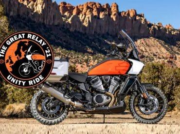Harley-Davidson Pan America: Charity-avontuur door 13 landen