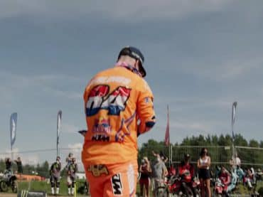 Jeffrey Herlings over dé crash – Avondklok-film #85