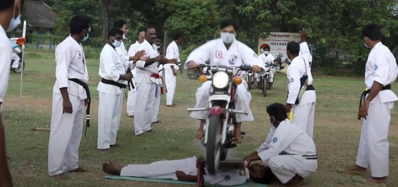 Karate motor