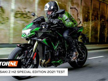 Kawasaki Z H2 Special Edition 2021 – test