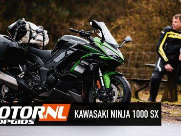 Kawasaki Ninja 1000SX 2021 – Koopgids