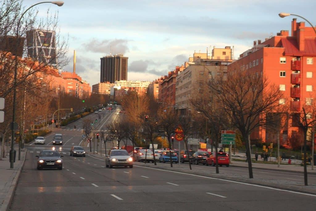 Madrid Avenida de Asturias