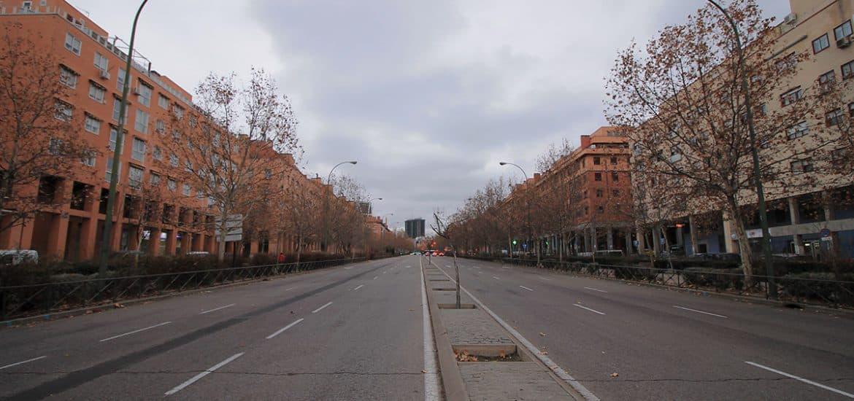 Madrid Avenida de Asturias 2