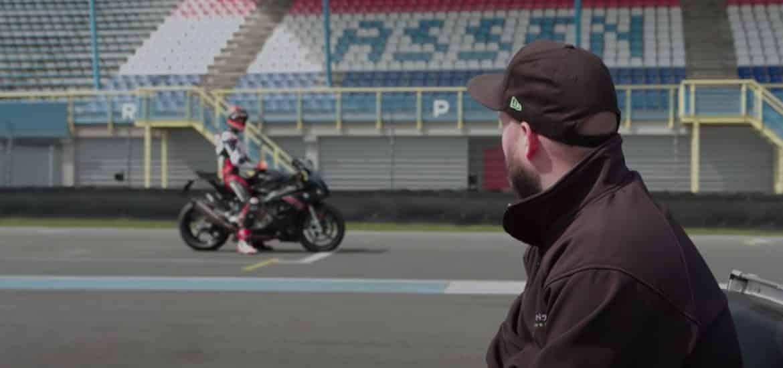 Michael van der Mark TT Assen