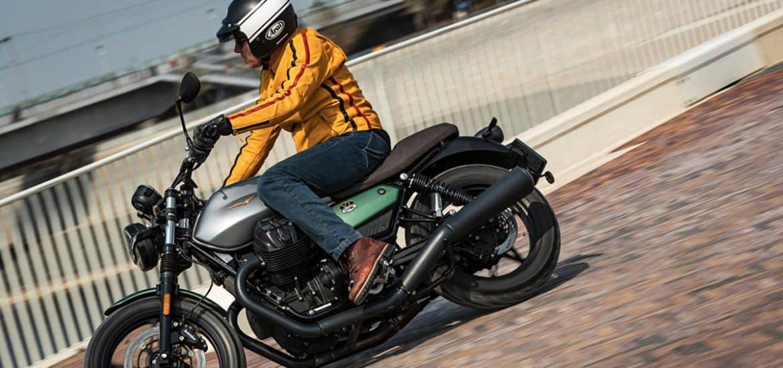 Moto Guzzi V7 Stone Centenario 850