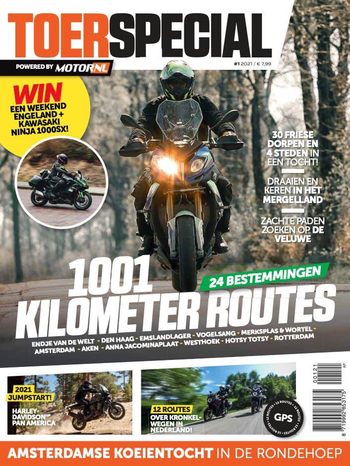 Motor.NL Toerspecial 2021 website