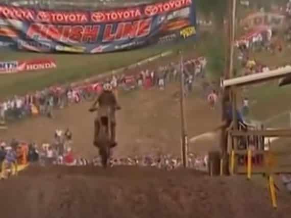 De waanzinnige Spring Creek Motocross van 2006 – Avondklok-film #86