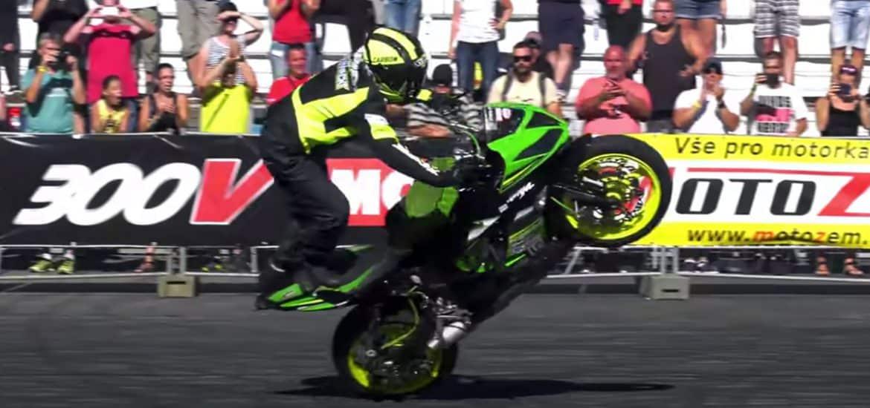 Stunt-kampioen