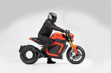 Verge Motorcycles wint 2021 Red Dot Award voor productdesign