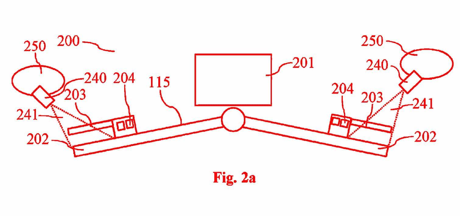 BMW patenteert