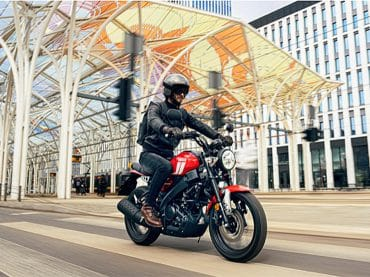 Yamaha XSR125: Prettige woon/werk motorfiets