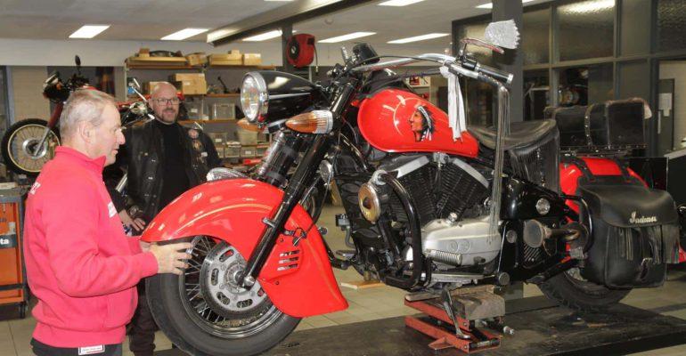 Kawasaki VN800 Drifter – Marathonmotor