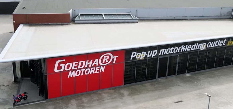 Goedhart Motoren outlet adv