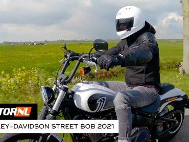Harley-Davidson Street Bob 2021 – test