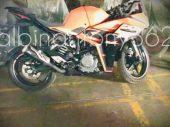 Gelekt beeld toont de KTM RC 390