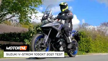 Suzuki V-Strom 1050XT 2021 – test