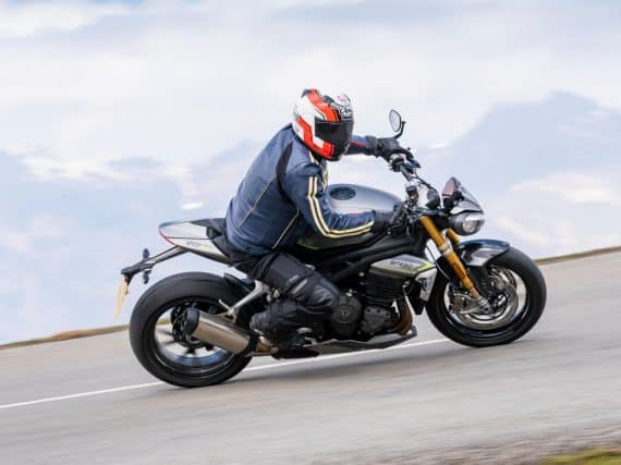 Eerste test 2021 Triumph Speed Triple 1200RS