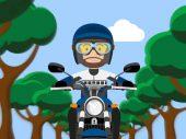 Yamaha presenteert de Digital Ride Out-app