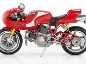 Ducati MH900e: verkocht voor €16.600,- bij Sotheby's