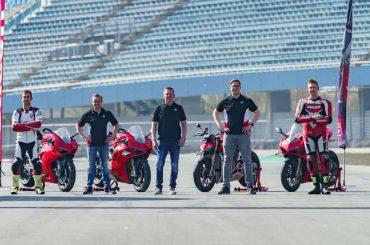 Trackdays4All en Ducati 'een winnende combinatie'
