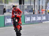 MotoGP Frankrijk: Jack's pot in regenroulette