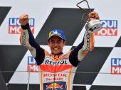 MotoGP Duitsland: is Marquez nu ook klaar voor de TT?