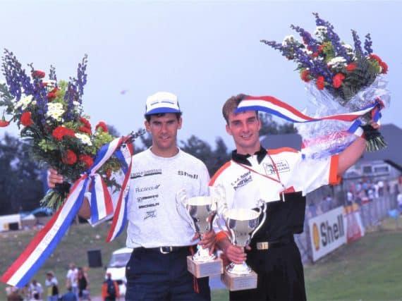 Twee Nederlanders op het TT-podium – Terugblik