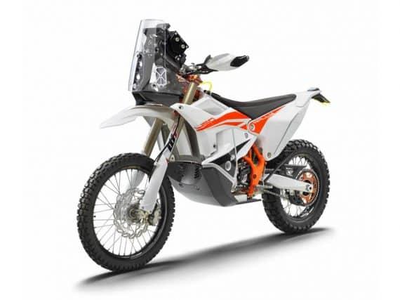 Gelimiteerde 2022 KTM 450 Rally Factory Replica onthuld