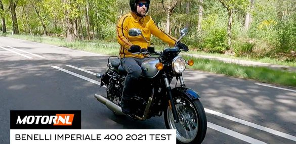 Benelli Imperiale 400 2021 – test