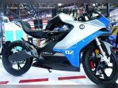 Benelli's eerste elektrische motorfiets op 2021 Beijing Motor Show