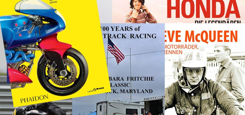 Cover motorboek