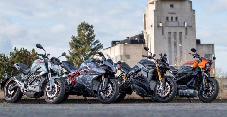 EV-Ning-Ride, elektrisch motorrijden op de langste dag van het jaar