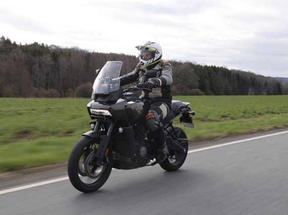 Testrijders gezocht voor de nieuwe Harley-Davidson Pan America