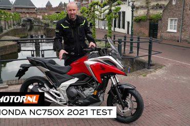 Honda NC750X 2021 – test