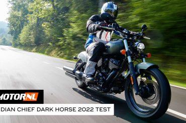 Indian Chief Dark Horse 2022 – test