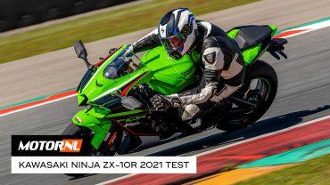 Kawasaki Ninja ZX-10R 2021 – eerste impressie
