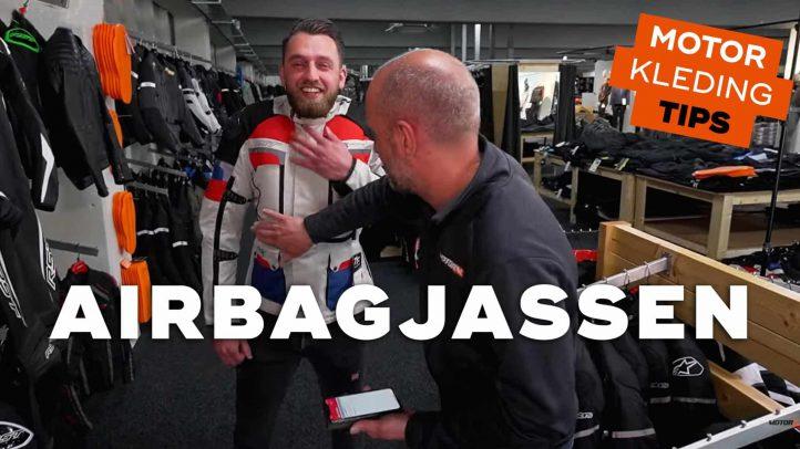 Airbagjassen   Motorkledingtips