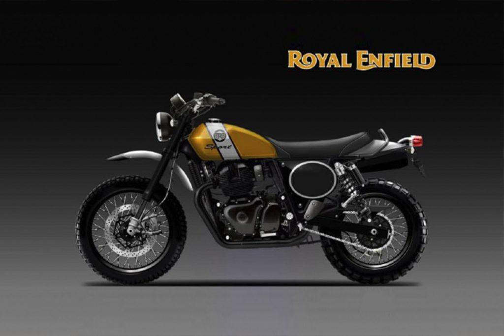 Royal Enfield Scrambler