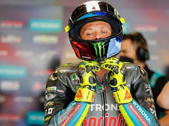 Stopt Valentino Rossi na Assen?