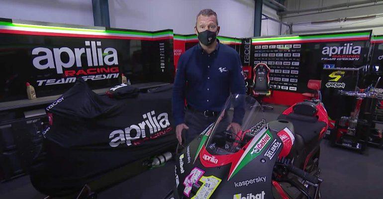 EK-vluchtfilm: MotoGP Tech Talks