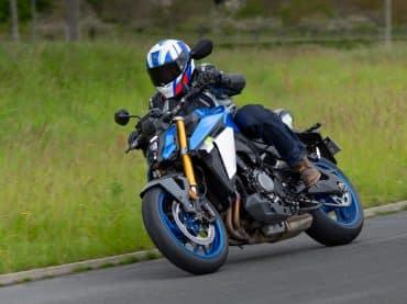 Eerste test 2021 Suzuki GSX-S1000