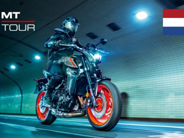 Yamaha MT Tour brengt The Dark Side of Japan naar Bodegraven
