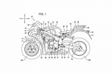 Honda broedt op intelligente V4 met lage uitstoot