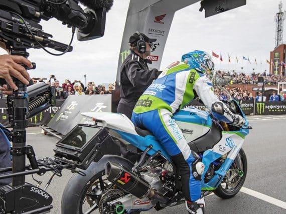 Isle of Man TT gaat races livestreamen in 2022