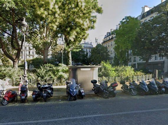 Vanaf 2022 betaald parkeren voor motoren in Parijs