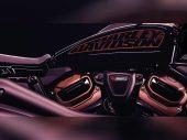 Op 13 juli wordt een sportieve Harley-Davidson geïntroduceerd