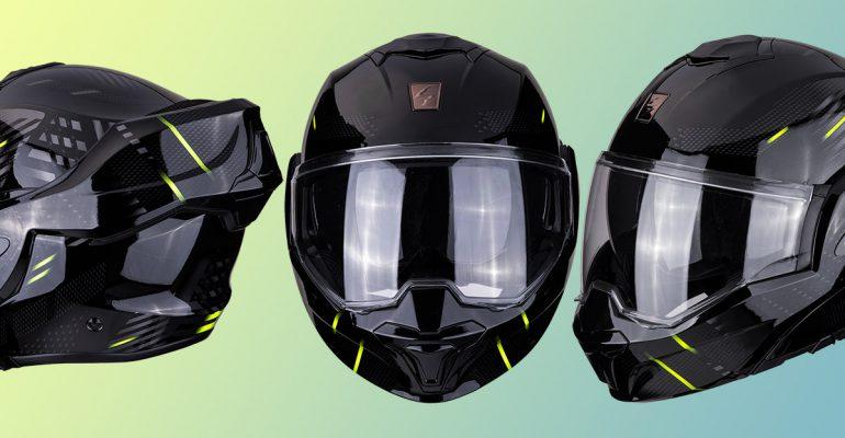 Nieuw: Scorpion Exo-Tech