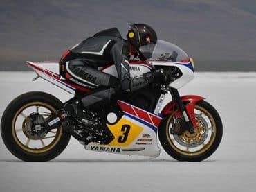 Yamaha XSR900: een racer geïnspireerd door de TZ750